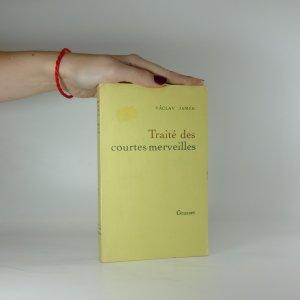 náhled knihy - Traité des courtes merveilles