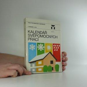 náhled knihy - Kalendář svépomocných prací