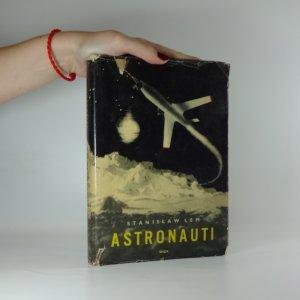 náhled knihy - Astronauti