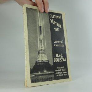 náhled knihy - Cestovní věštník 1937