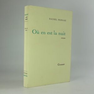 náhled knihy - Oú en est la nuit