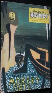 náhled knihy - Mořský orel