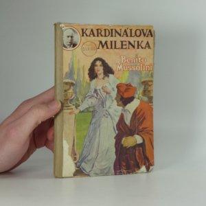 náhled knihy - Kardinálova milenka