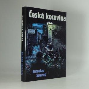 náhled knihy - Česká kocovina