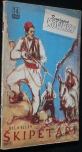 náhled knihy - Škipetáři - synové orlů