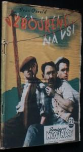 náhled knihy - Vzbouření na vsi