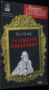 náhled knihy - Tajemství obrazárny
