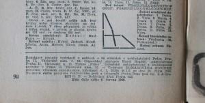 antikvární kniha Tajemství obrazárny, 1949