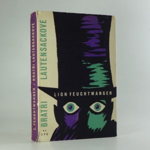 náhled knihy - Bratři Lautensackové