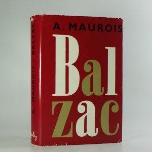 náhled knihy - Prométheus, aneb, Život Balzacův