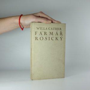 náhled knihy - Farmář Rosický