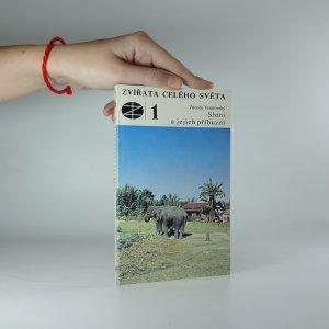 náhled knihy - Sloni a jejich příbuzní (Zvířata celého světa 1.)