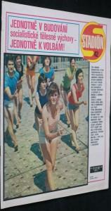 náhled knihy - Stadión 42, ročník 24, 19. října 1976