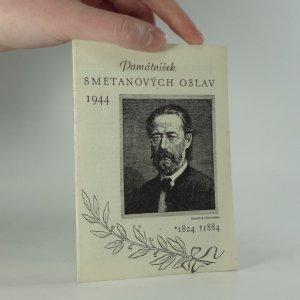 náhled knihy - Památníček Smetanových oslav