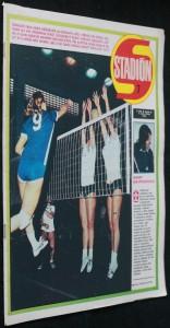náhled knihy - Stadión 7, ročník 23, 11. února 1975