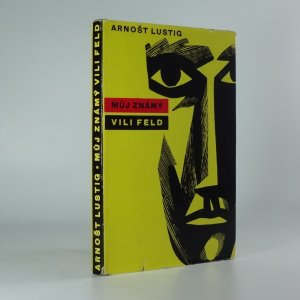 náhled knihy - Můj známý Vili Feld