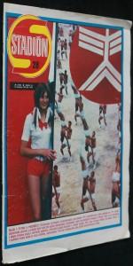 náhled knihy - Stadión 28, ročník 23, 8. července 1975