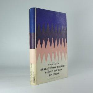 náhled knihy - Krakonošova zahrada, Zářivé hlubiny a jiné prózy, Juvenilie
