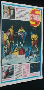 náhled knihy - Stadión 11, ročník 23, 11. března 1975