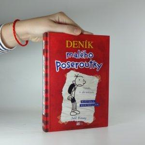 náhled knihy - Deník malého poseroutky. Zápisky Grega Heffleyho