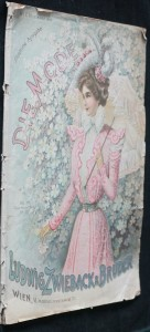 náhled knihy - Die Mode, märz 1899