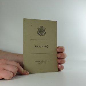 náhled knihy - Listiny svobody : historická prohlášení zásad Spojených států