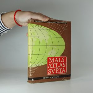 náhled knihy - Malý atlas světa - Příruční vydání