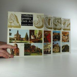 náhled knihy - Umělecké památky Čech (Svazek I-IV)