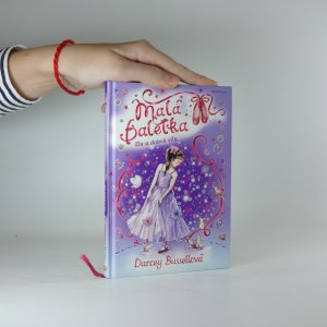 náhled knihy - Malá baletka. Ela a dobrá víla