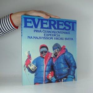 náhled knihy - Everest : prvá československá expedícia na najvyššom vrchu sveta