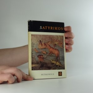 náhled knihy - Satyrikon