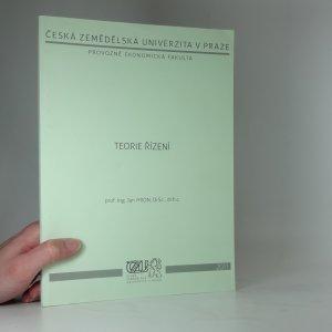 náhled knihy - Teorie řízení