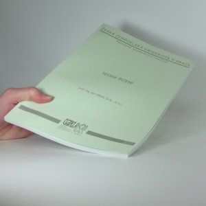 antikvární kniha Teorie řízení, 2000