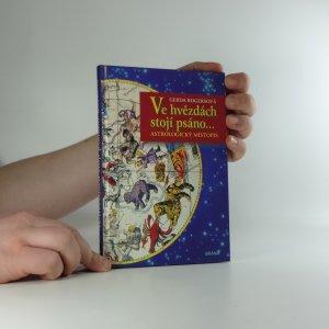 náhled knihy - Ve hvězdách stojí psáno... : astrologický místopis