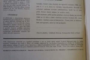 antikvární kniha Typ 4, ročník XVII - 1947, 1947