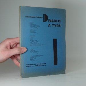 náhled knihy - Divadlo a Tyrš