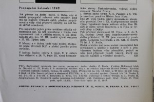 antikvární kniha Typ 2, ročník 19. - ůnor 1949, 1949