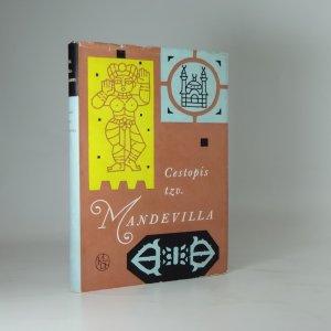 náhled knihy - Cestopis tzv. Mandevilla