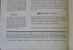 antikvární kniha Typ 12, ročník 17 - 1947, 1947