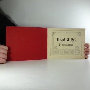 antikvární kniha Hamburg : 24 Ansichten nach künstlerischen Aufnahmen, neuveden