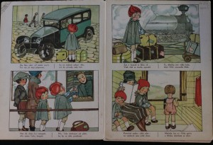 antikvární kniha Radosti prázdnin, 1931