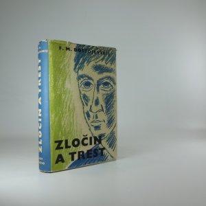 náhled knihy - Zločin a trest : román o 6 částech a epilogu