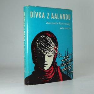 náhled knihy - Dívka z Aalandu