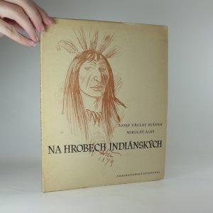 náhled knihy - Na hrobech indiánských