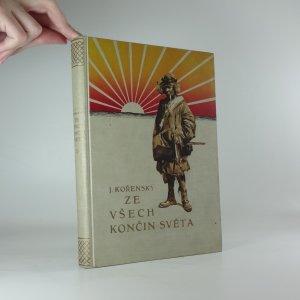 náhled knihy - Ze všech končin světa