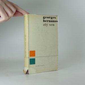 náhled knihy - Zlý sen : Román