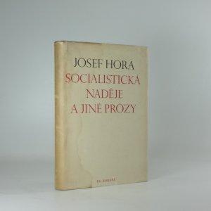 náhled knihy - Socialistická naděje a jiné prózy