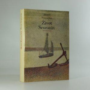 náhled knihy - Život Seuratův