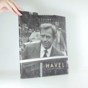 náhled knihy - Havel : fotografie = photographs