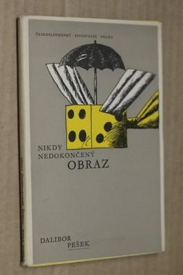 náhled knihy - Nikdy nedokončený obraz